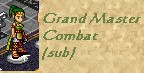 Grand Master Combat, modelled by Evergreen