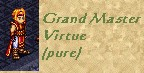 Grand Master Virtue  for pure path monks