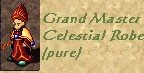 Pure Priest Grand Master Celestial Robe