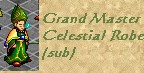 Sub path Priest Grand Master Celestial Robe
