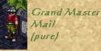 Grand Master Mail for pure masters, as modelled by GenValgar